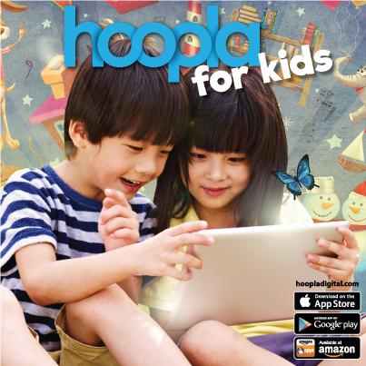 Hoopla for KIDS