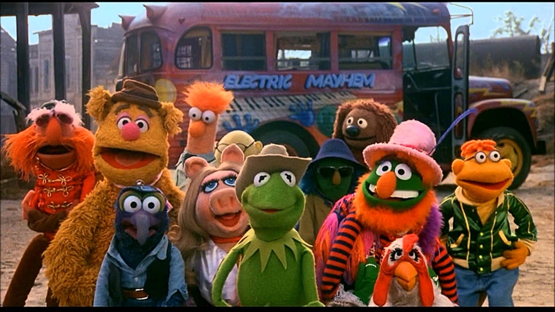 Images of The Muppets Cast - #rock-cafe
