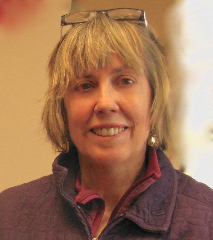 Jane Parnell Author Visit