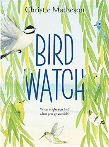 bird watch by christine matheson