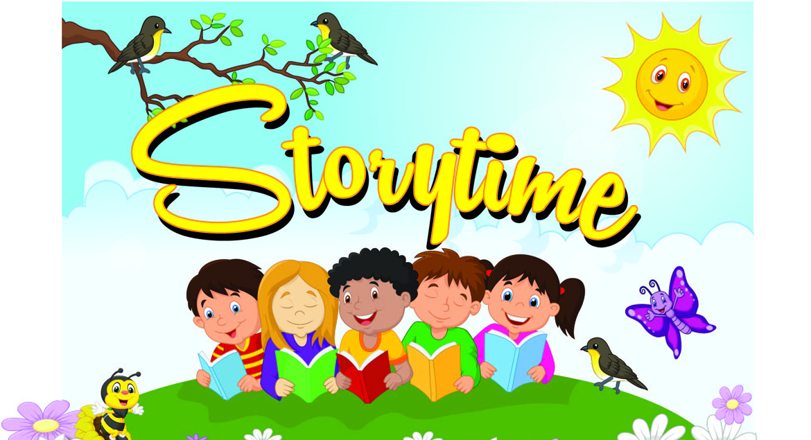 Welsh Story Time @ Welsh Parish Library